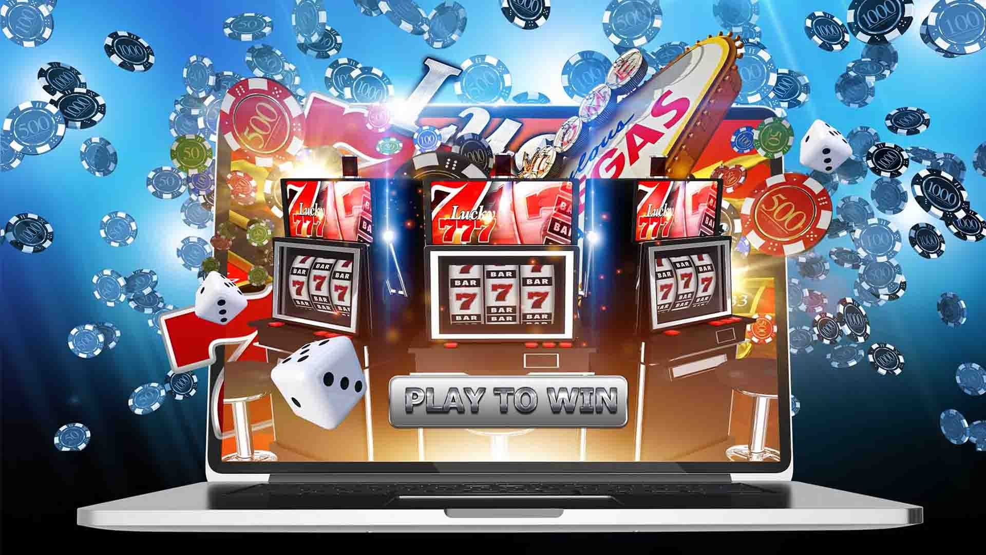Is it ok to play games or do gambling in an online casino?