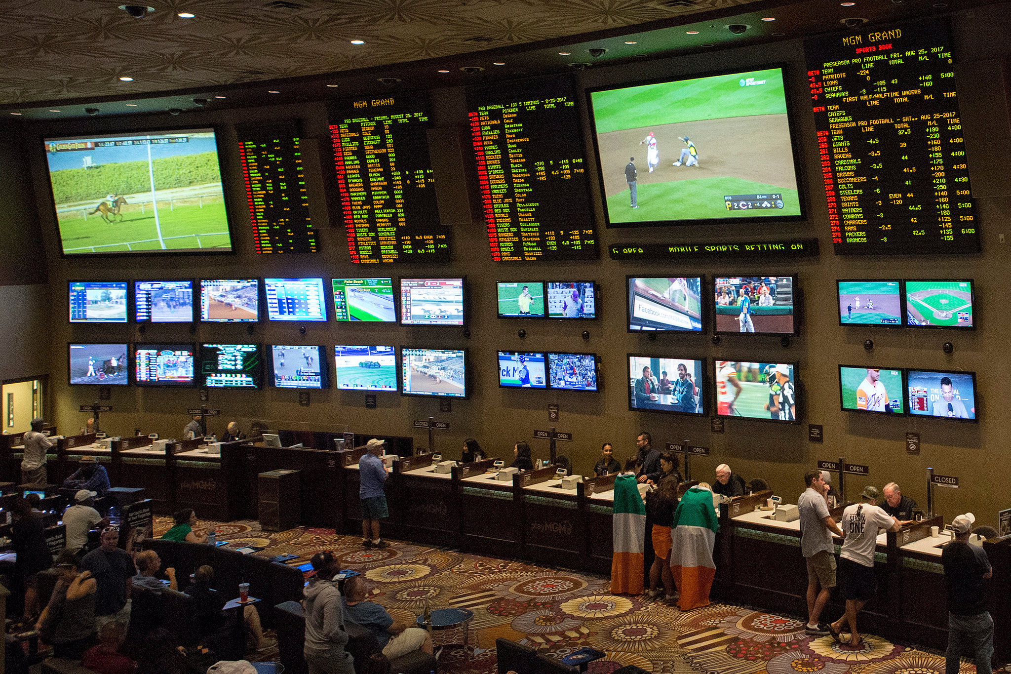 Online sports betting FAQs