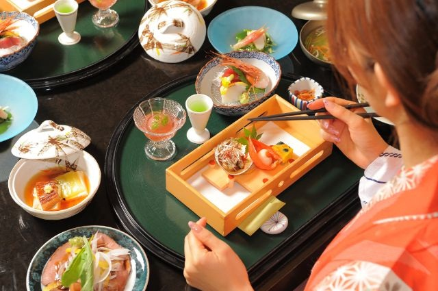 Few Rules To Follow When Eating Japanese Food