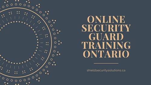 Online Security Guard Trains