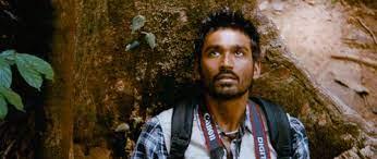Mr. Karthik movie free on Aha-Dhanush